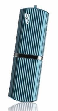 Флеш диск Silicon Power Marvel M50 16ГБ USB3.0 голубой (SP016GBUF3M50V1B)
