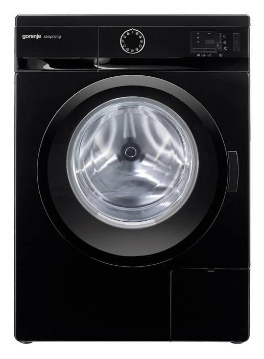 Стиральная машина Gorenje Simplicity WA72SY2B черный - фото 1
