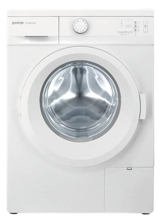 Стиральная машина Gorenje Simplicity WS 62 SY2W белый (WS62SY2W) - фото 1