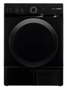 Сушильная машина Gorenje Simplicity D74SY2B черный
