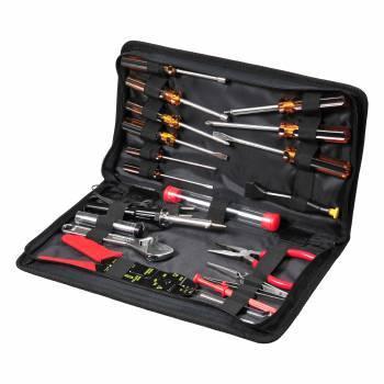 Набор инструментов Buro TC-1112, 21 предмет