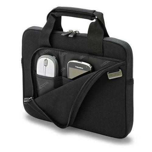 """Сумка для ноутбука 11.6"""" Dicota SmartSkin черный - фото 3"""