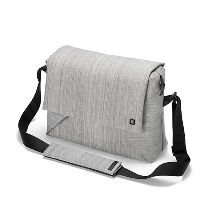 "Сумка для ноутбука 15"" Dicota Code Messenger серый - фото 1"