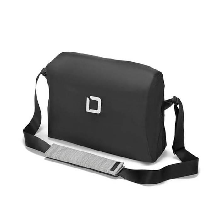 "Сумка для ноутбука 15"" Dicota Code Messenger серый - фото 4"
