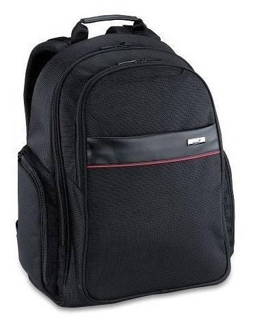 """Рюкзак для ноутбука 15.6"""" Genius GB-1550 черный - фото 2"""