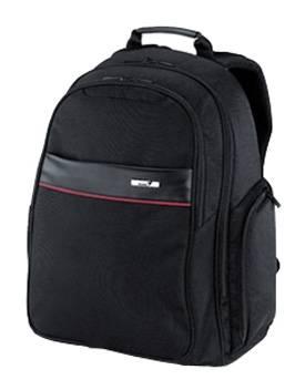 """Рюкзак для ноутбука 15.6"""" Genius GB-1550 черный - фото 3"""