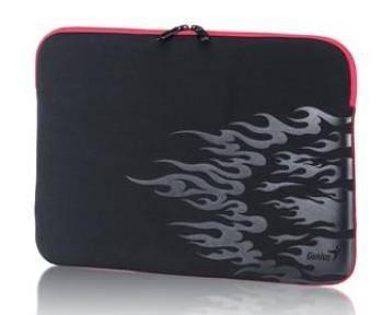 Чехол для ноутбука 15.6 Genius GS-1500 черный / красный