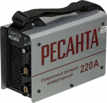 Сварочный аппарат Ресанта САИ-220 (САИ220)