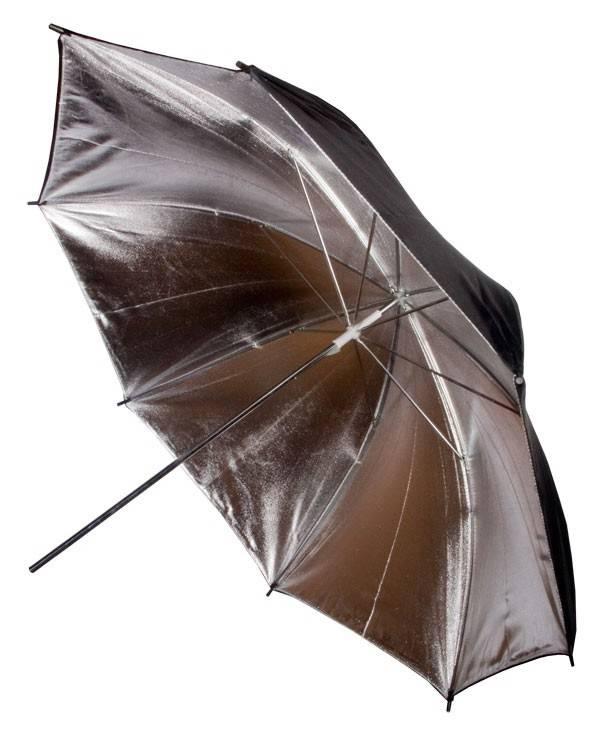 Зонт Rekam 90см серебро RU-36S - фото 1