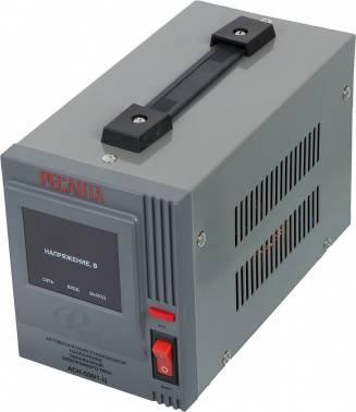 Стабилизатор напряжения Ресанта АСН-500 / 1-Ц серый