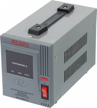 Стабилизатор напряжения Ресанта АСН-1000 / 1-Ц серый