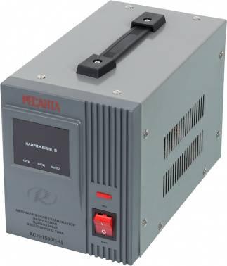 Стабилизатор напряжения Ресанта АСН-1500 / 1-Ц серый