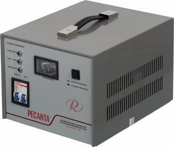 Стабилизатор напряжения Ресанта АСН-2000/1-ЭМ серый