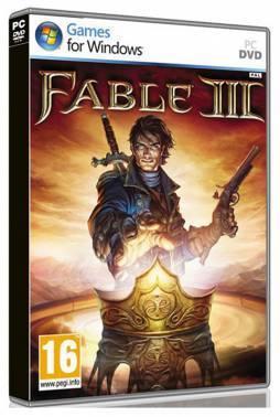 Игра для ПК Microsoft Fable 3 (16+)