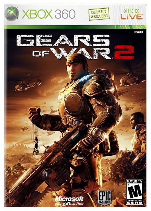 Игра для Xbox360 Gears of War 2 - фото 1