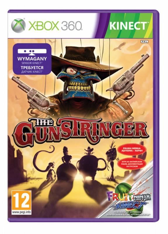 Игра для Xbox 360 Gunstringer (L5L-00020) (для Kinect) (Рус. суб.) - фото 1