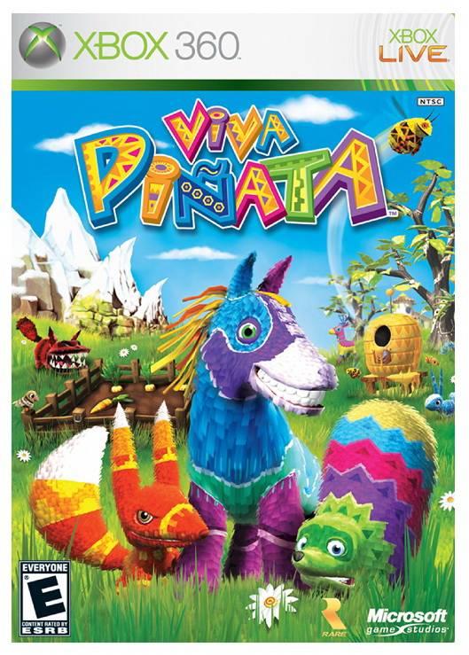Игра для Xbox 360 Viva Pinata - фото 1