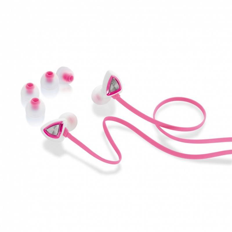 Наушники Genius GHP-250X розовый - фото 2