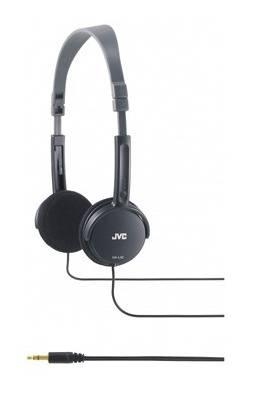 Наушники JVC HA-L50-B-E черный - фото 1