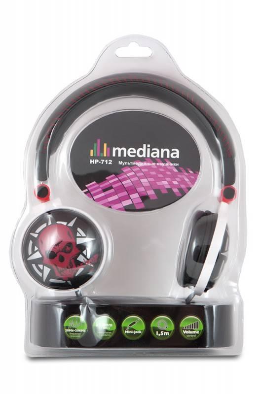 Наушники Mediana HP-712 черный - фото 6