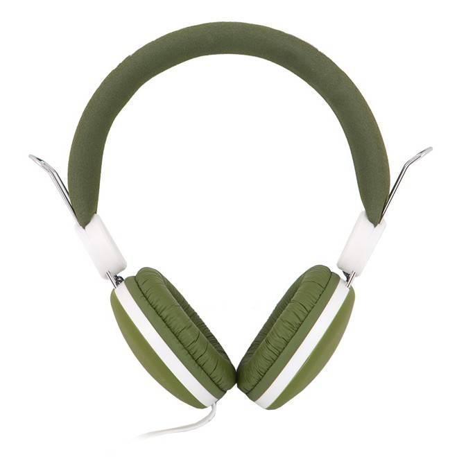 Наушники Mediana HP-811 зеленый - фото 1