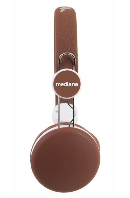 Наушники Mediana HP-811 коричневый - фото 3