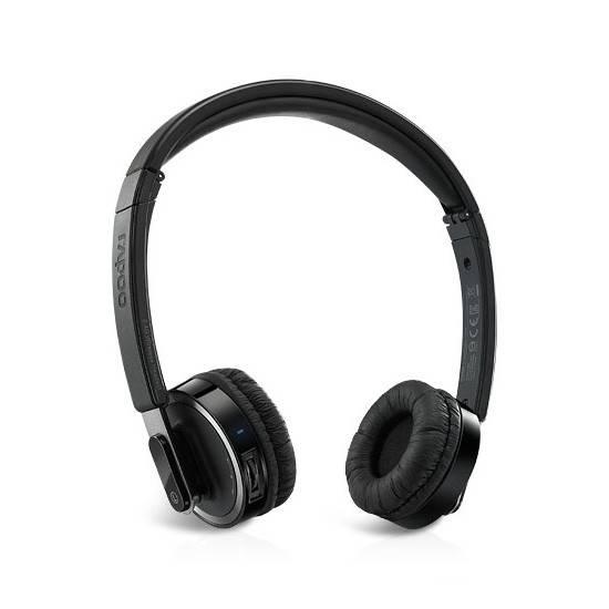 Наушники с микрофоном Rapoo H3080 черный - фото 1
