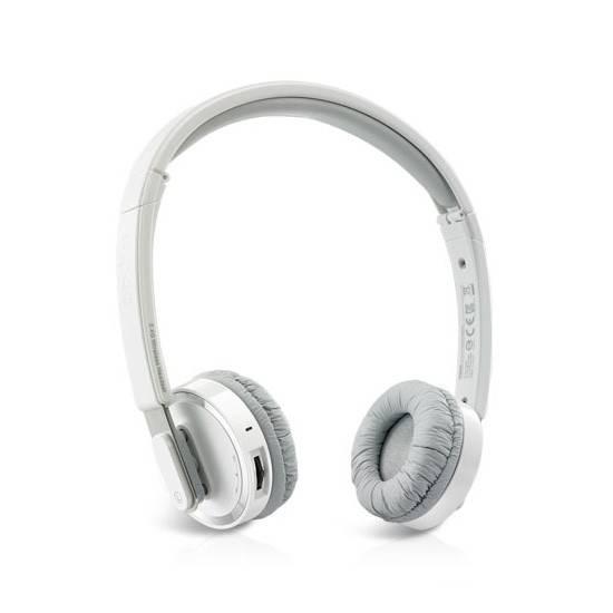 Наушники с микрофоном Rapoo H3080 серый/белый - фото 4