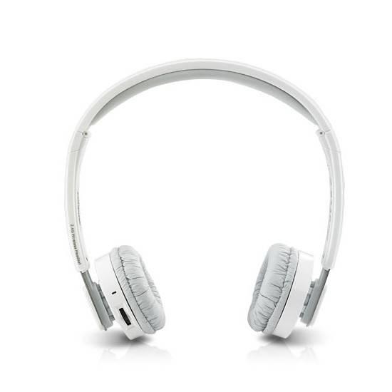 Наушники с микрофоном Rapoo H3080 серый/белый - фото 5