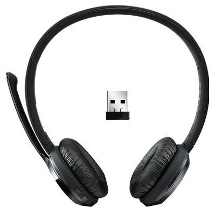 Наушники с микрофоном Rapoo H8030 красный - фото 1