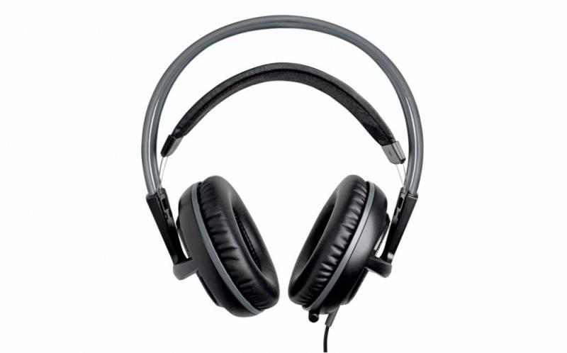 Наушники с микрофоном Steelseries Siberia PS3 61266 черный - фото 2