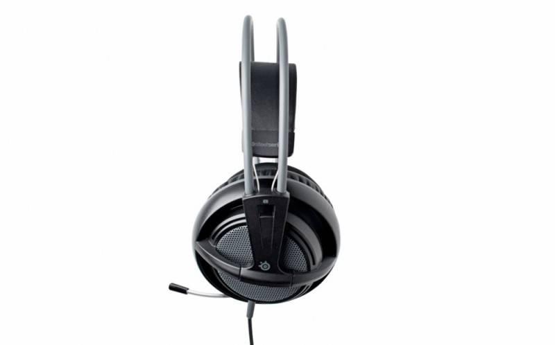 Наушники с микрофоном Steelseries Siberia PS3 61266 черный - фото 4