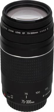 Объектив Canon EF III 75-300mm f/4-5.6 (6473A015)
