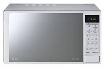 СВЧ-печь LG MB40R42DS серебристый