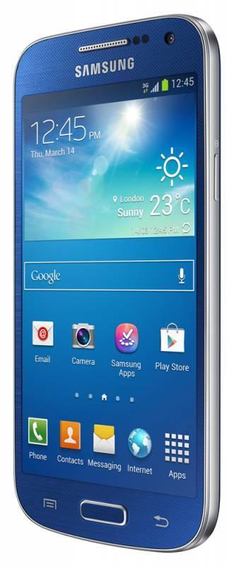Смартфон Samsung Galaxy S4 mini GT-I9190 8ГБ синий - фото 2