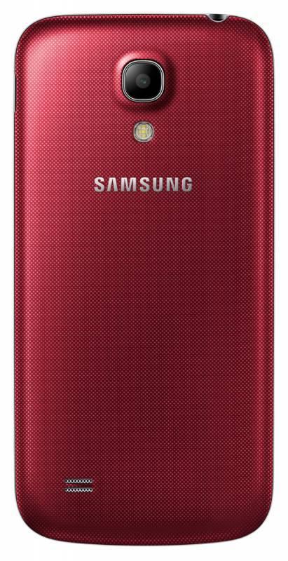 Смартфон Samsung Galaxy S4 mini GT-I9190 8ГБ красный - фото 5