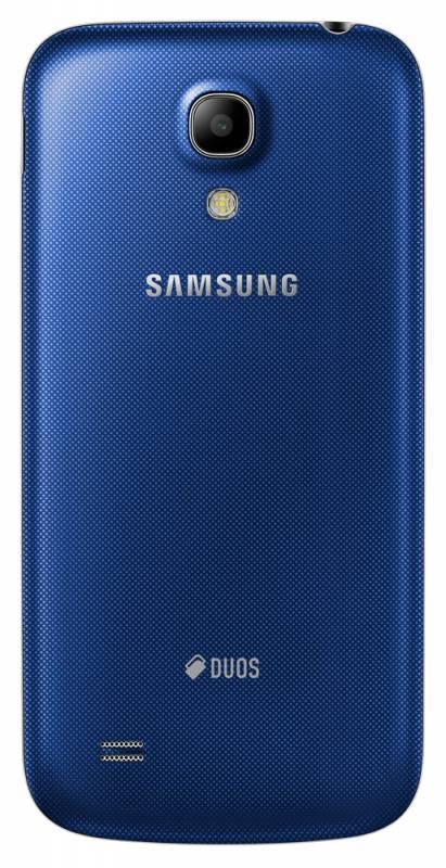 Смартфон Samsung Galaxy S4 mini Duos GT-I9192 8ГБ синий - фото 5