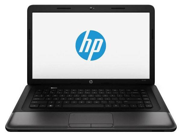 "Ноутбук 15.6"" HP 250 серый - фото 1"
