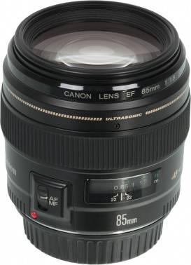 Объектив Canon EF USM 85mm f/1.8 (2519A012)