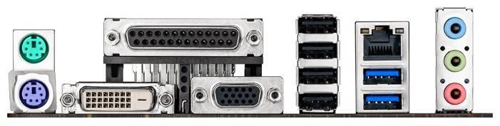 Материнская плата Asus H81M-C Soc-1150 mATX - фото 3