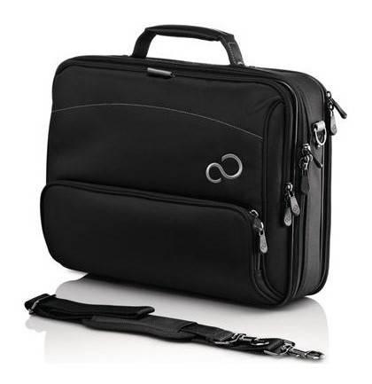 """Сумка для ноутбука 16"""" Fujitsu Prestige Maxi черный - фото 1"""