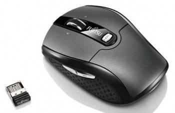 Мышь Fujitsu WI610 черный (s26381-k460-l100)