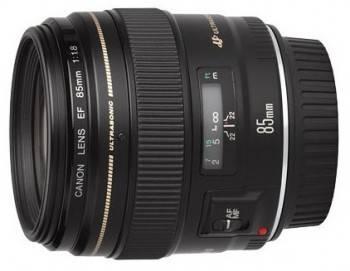 Объектив Canon EF USM 100mm f / 2