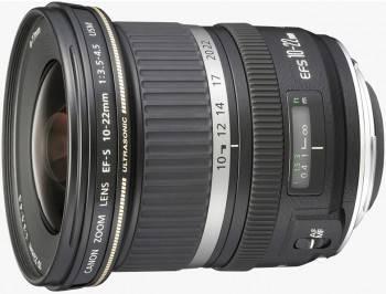 Объектив Canon EF-S USM 10-22mm f / 3.5-4.5