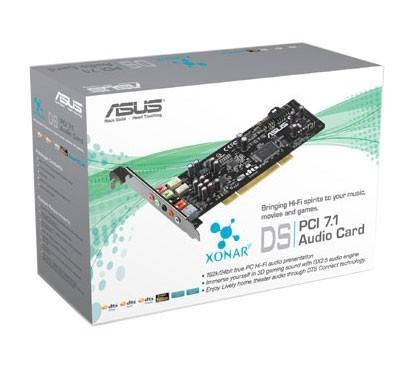 Звуковая карта PCI ASUS Xonar DS - фото 3