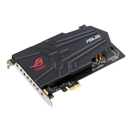 Звуковая карта PCI-E ASUS ROG Xonar Phoebus - фото 1