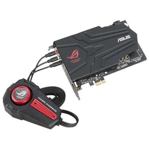 Звуковая карта PCI-E ASUS ROG Xonar Phoebus - фото 2