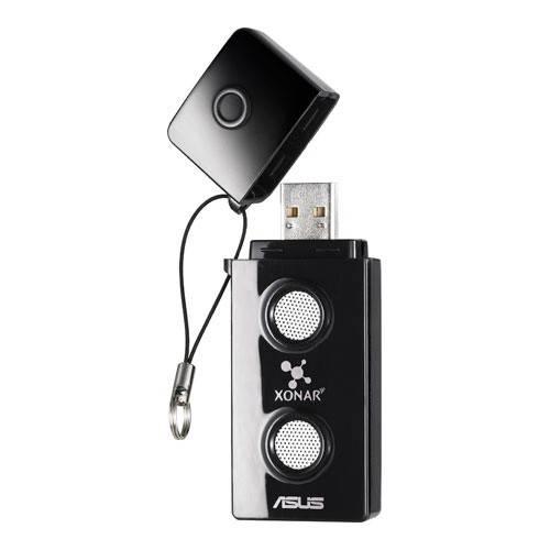 Звуковая карта USB Asus Xonar U3 2.0 Ret - фото 1
