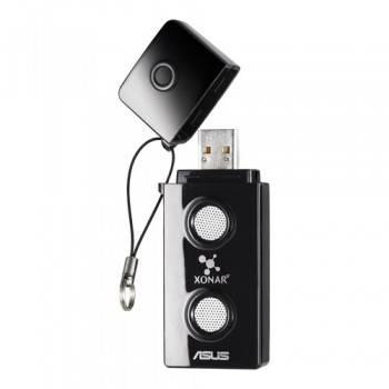 Звуковая карта USB ASUS Xonar U3