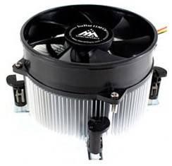 Устройство охлаждения(кулер) Glacialtech IceHut 1150 CU Light (CD-1150LEP0DB00S2)
